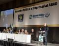 ABAD renova apoio a Frente Parlamentar